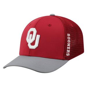 new products a7774 38d0b Free Shipping No Minimum. 5 out of 5 stars. Read reviews. (1). Top of the  World Oklahoma Sooners Chatter 1Fit Stretch Fit Hat