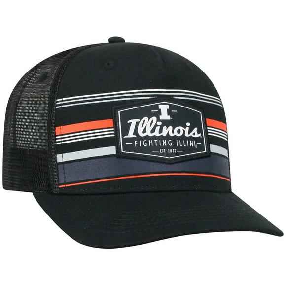 low priced 72f0c 57788 Top of the World Illinois Fighting Illini Route Adjustable Hat - Main  Container Image 2