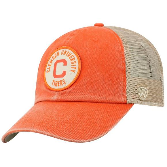 promo code 3560c ca4fa low price top of the world clemson tigers keepsake adjustable hat main  container image 1 2e49d