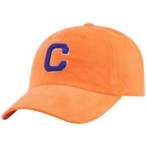 7432edb91cc Top of the World Clemson Tigers Artifact Adjustable Hat