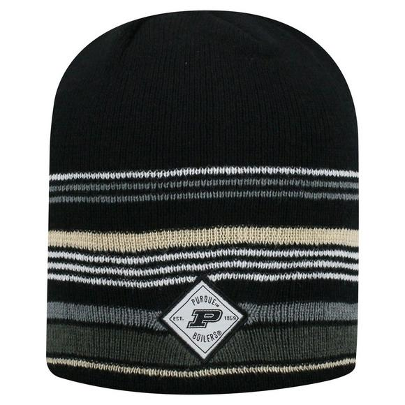 quality design 2edbb 50c5d Top of the World Purdue Boilermakers Avenue Knit Beanie - Main Container  Image 1