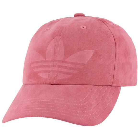 adidas Women s Originals Relaxed Debossed Hat - Main Container Image 1 1e14b5e67fd1