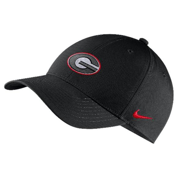 0748ede9248 Nike Georgia Bulldogs Legacy 91 Adjustable Hat - Main Container Image 1