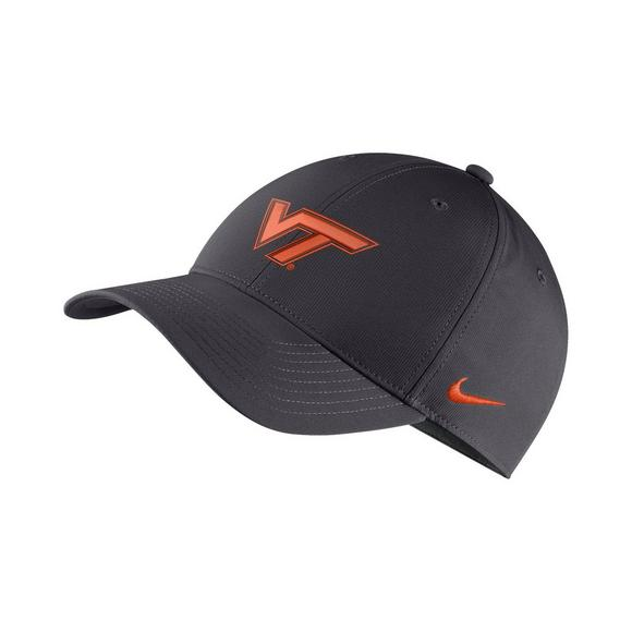 best service 5acd0 86343 ... spain nike virginia tech hokies legacy 91 adjustable hat main container  image 1 f8b42 cda92