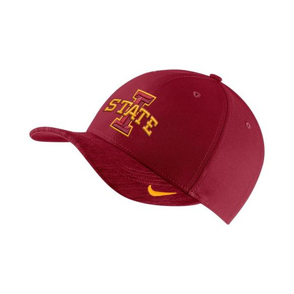 detailed look 59d62 3d795 ... top quality nike iowa state cyclones classic 99 sideline adjustable hat  main container image 1 92fb2