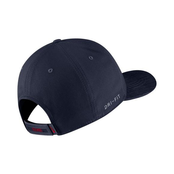 f6e055d22e370 Nike Ole Miss Rebels Sideline Classic 99 Adjustable Hat - Main Container  Image 2