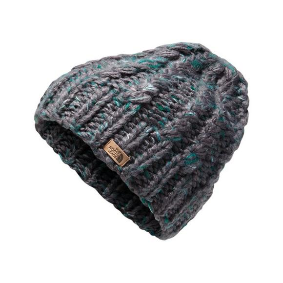 a4e9b12b3af54 The North Face Women s Chunky Knit Beanie - Main Container Image 1