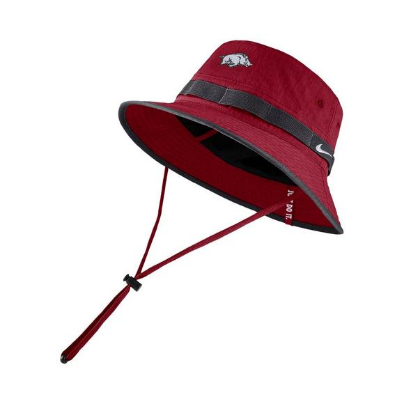 1a65c76553c01 Nike Arkansas Razorbacks Sideline Bucket Hat - Main Container Image 1