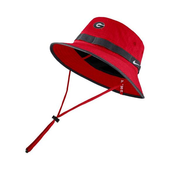 3e7706147 Nike Georgia Bulldogs Sideline Bucket Hat - Main Container Image 1