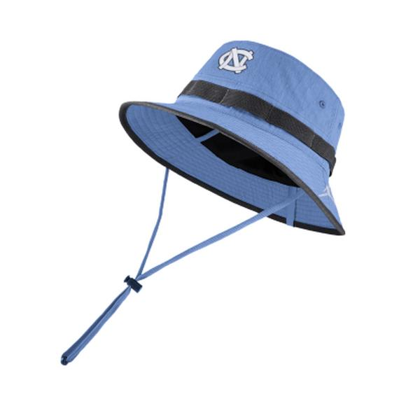 online store 31e03 ec856 Jordan North Carolina Tar Heels Sideline Bucket Hat - Main Container Image 1
