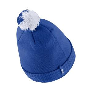 outlet store b60b6 4c937 ... reduced nike duke blue devils sideline pom knit beanie 40116 556aa