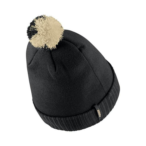bb6e785845f Nike Purdue Boilermakers Sideline Pom Knit Beanie - Main Container Image 2