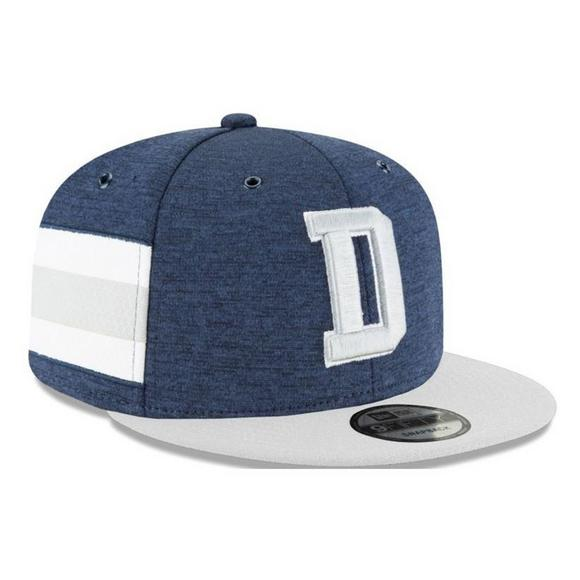 040f893b6fb New Era Dallas Cowboys 9FIFTY Home Sideline Snapbacks Hat - Main Container  Image 2