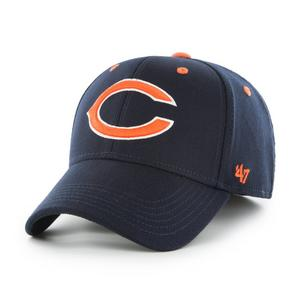 fc34e0addcc773 '47 Brand Chicago Bears Kickoff Contender Stretchfit Hat ' ...