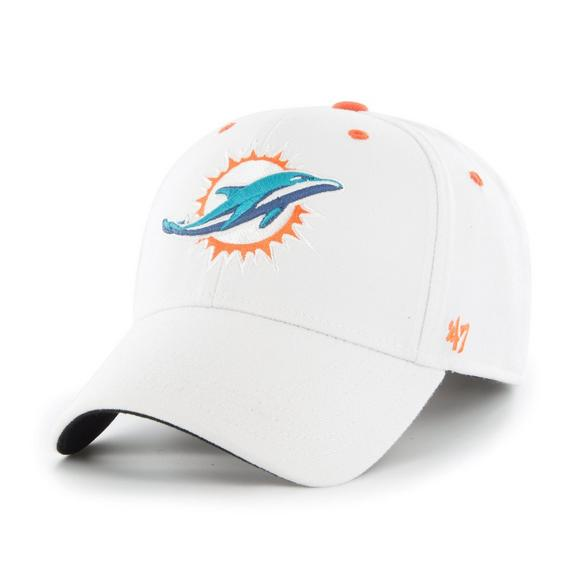 best service 1eb3d a7a5f ... order 47 brand miami dolphins kickoff contender stretchfit hat main  container image 1. bcbda 1f77e