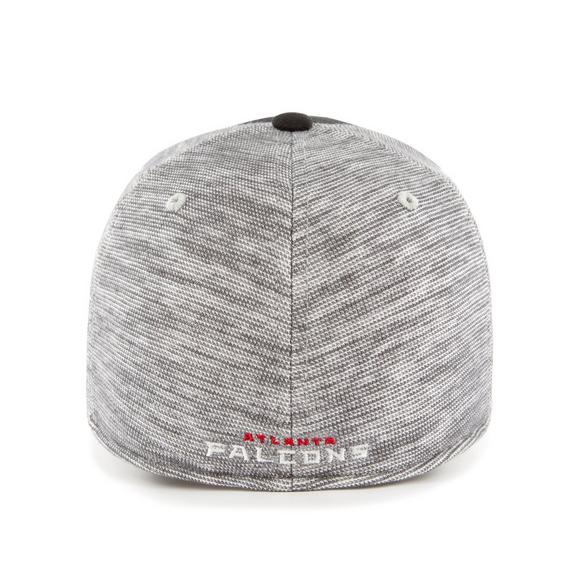 0691afa938a  47 Brand Atlanta Falcons Verona Contender Stretch Fit Hat - Main Container  Image 2.