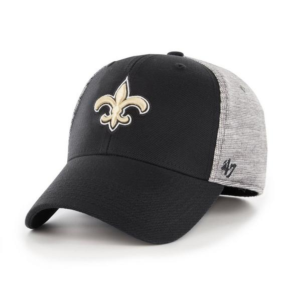 d812ec0962228  47 Brand New Orleans Saints Verona Contender Stretch Fit Hat - Main  Container Image 1.