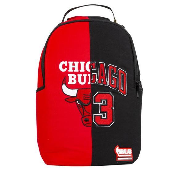 ba990184a42ff3 Sprayground Chicago Bulls Halfcourt Backpack - Main Container Image 1