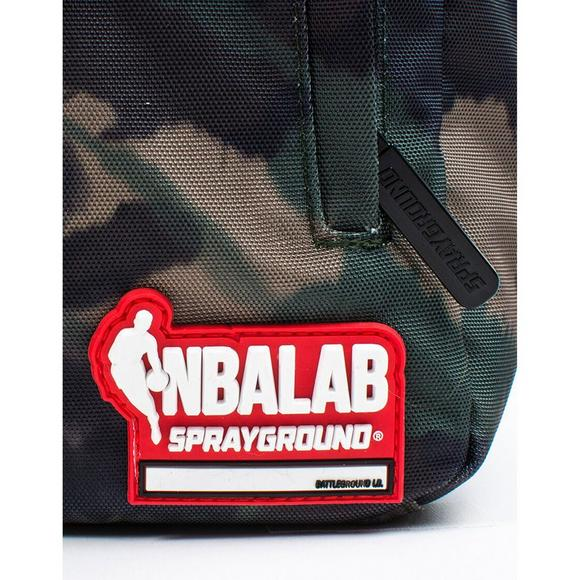 Sprayground Lebron James Tie Dye Patches Backpack - Main Container Image 3 7f594c95229ff