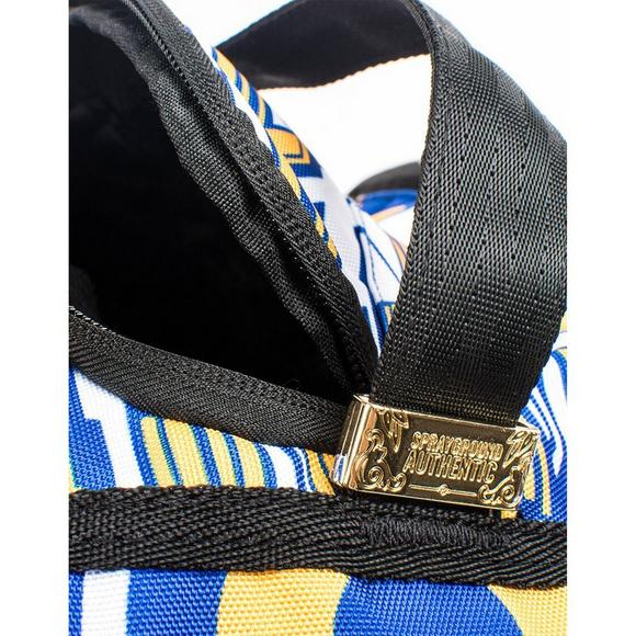d40766dde63 Sprayground Kevin Durant Golden State Warriors Tron Backpack - Main  Container Image 7