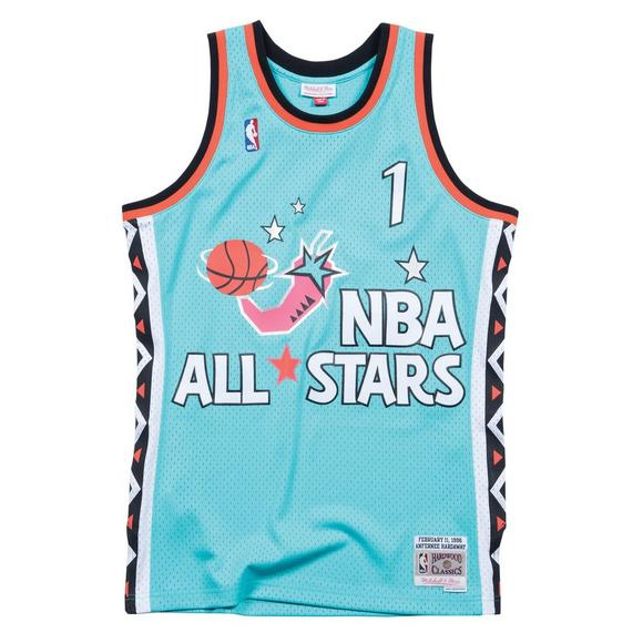 wholesale dealer 9a37d f2cf4 Mitchell & Ness Penny Hardaway All Star Game Swingman Jersey ...