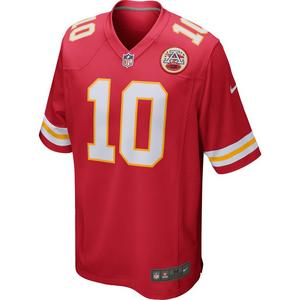 daddffe123bd Nike Youth T. Hill Kansas City Chiefs Game Day Jersey