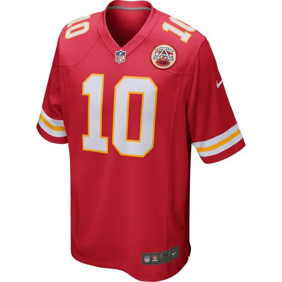 33993835 Nike Youth T. Hill Kansas City Chiefs Game Day Jersey