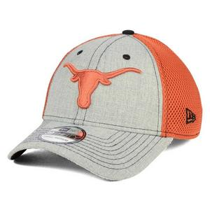 0084888fe98 New Era Texas Longhorns 39THIRTY Heathered Neo 2.0 Stretch-Fit Hat