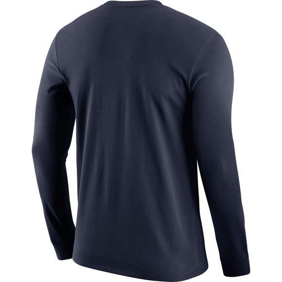 82b9195a Nike Men's Dallas Cowboys Local Lockup Long Sleeve Tee - Hibbett US