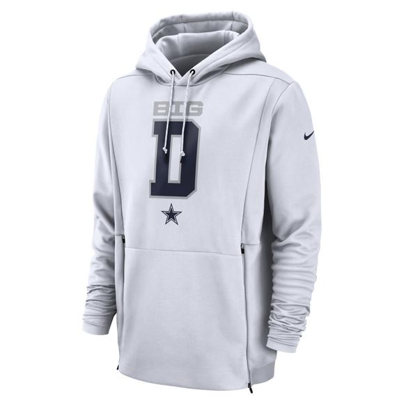 pretty nice b2b1e c2113 Nike Men's Dallas Cowboys Local Lockup Sideline Fleece ...