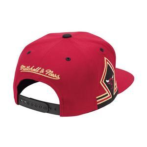 189cb8399ae0b2 (1). Mitchell   Ness Men s Chicago Bulls Six Rings Gold Snapback Hat