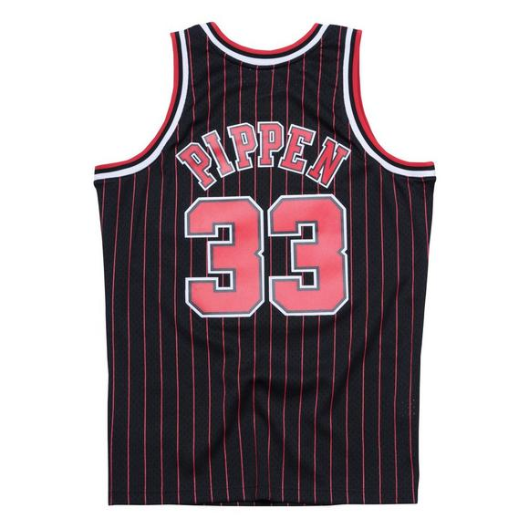 new product 8a29a b5a80 Mitchell & Ness Chicago Bulls S. Pippen #33 Swingman Jersey ...