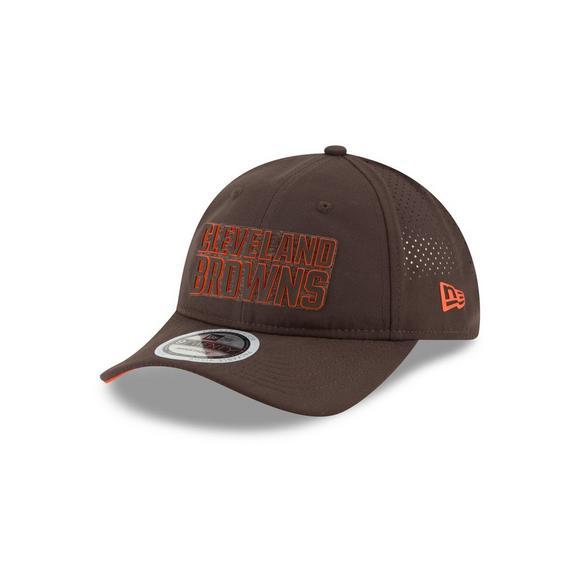 f0948ff061c79 New Era Cleveland Browns Training 9TWENTY Adjustable Hat - Main Container  Image 1