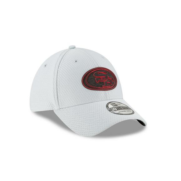 506b67cf New Era San Francisco 49ers Training 39THIRTY Stretch-Fit Hat