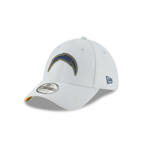 wholesale dealer 5b8f2 4cc9e New Era Los Angeles Chargers Training 39THIRTY Stretch-Fit Hat - Main  Container Image 1