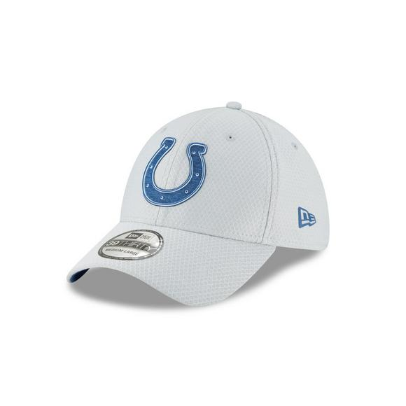 size 40 2875c b700c New Era Indianapolis Colts Training 39THIRTY Stretch-Fit Hat - Main  Container Image 1