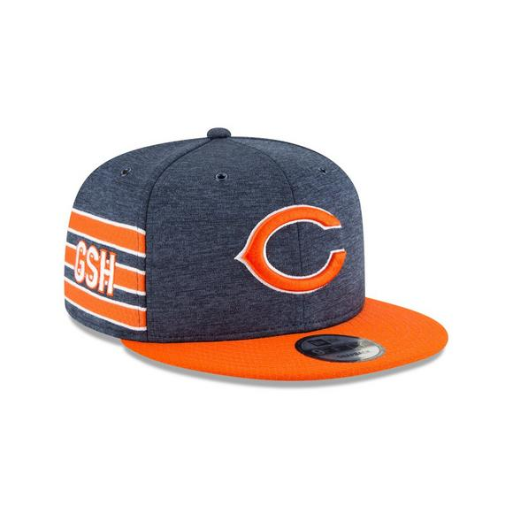 New Era Chicago Bears Sideline 9FIFTY Snapback Hat - Main Container Image 2 4deb7b7cc560