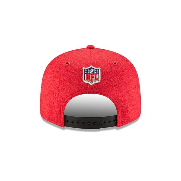 d84780378 New Era Atlanta Falcons Sideline 9FIFTY Snapback Hat - Main Container Image  3