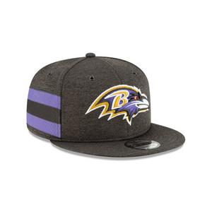 d761b6aa4d3 New Era Baltimore Ravens Sideline 9FIFTY Snapback Hat