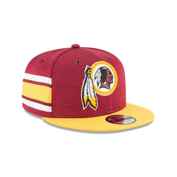 7c07af8d52e1be New Era Washington Redskins Sideline 9FIFTY Snapback Hat - Main Container  Image 2