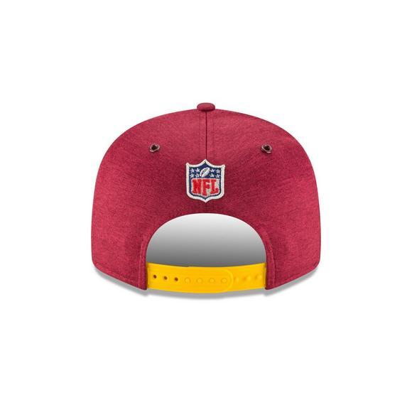 e76a032620e New Era Washington Redskins Sideline 9FIFTY Snapback Hat - Main Container  Image 3