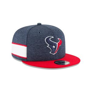 Sale Price 30.00 See Price in Bag. No rating value  (0). New Era Houston  Texans Sideline 9FIFTY Snapback Hat 77eee946d