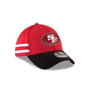 6f32544adb0f9f ... New Era San Francisco 49ers Sideline 39THIRTY Stretch Fit Hat