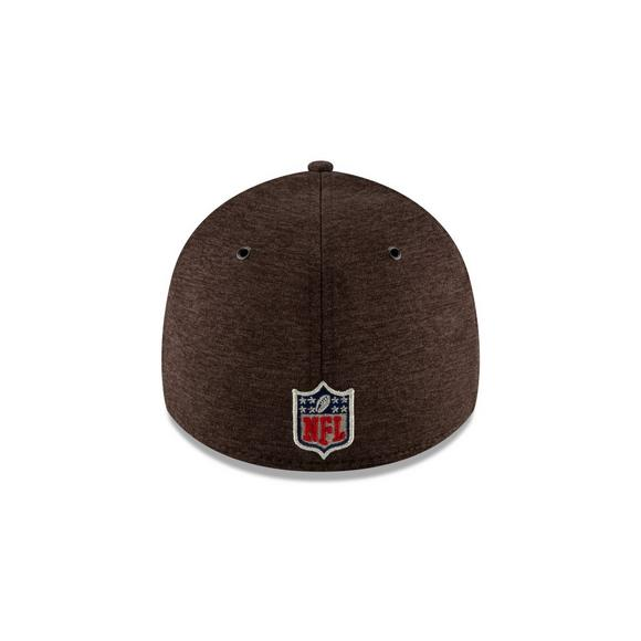 090f7f44d85 New Era Cleveland Browns Sideline 39THIRTY Stretch Fit Hat - Main Container  Image 3