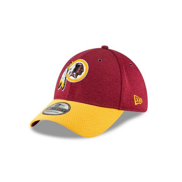 1e98310b278548 New Era Washington Redskins Sideline 39THIRTY Stretch Fit Hat - Main  Container Image 1