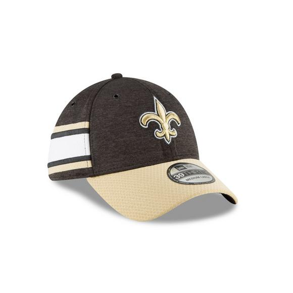 5458811a5 New Era New Orleans Saints Sideline 39THIRTY Stretch Fit Hat - Main  Container Image 2