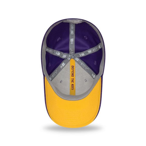 New Era Minnesota Vikings Sideline 39THIRTY Stretch Fit Hat - Main  Container Image 3 46d169b50