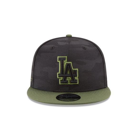 New Era Los Angeles Dodgers Memorial Day 9FIFTY Snapback Hat - Main  Container Image 3 8590bb15592