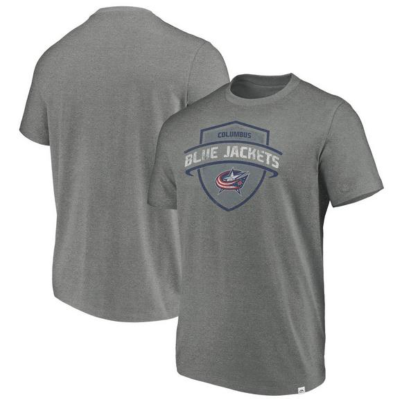 new concept 5732d d3c4e Majestic Men's Columbus Blue Jackets Flex Classic T-Shirt
