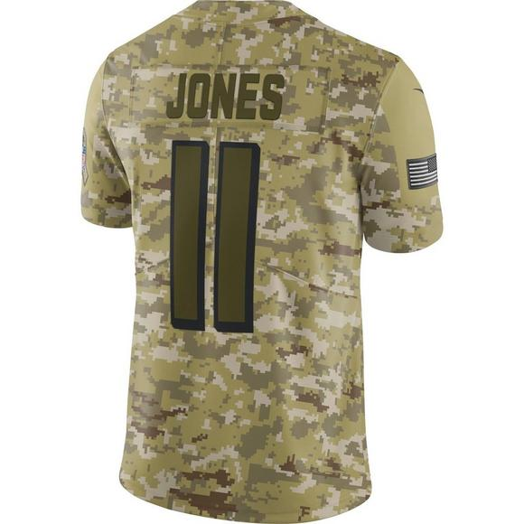 online store 35cae e94dd Nike Men's Atlanta Falcons Julio Jones Salute to Service ...